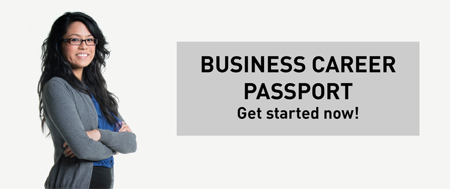 Business Career Passport
