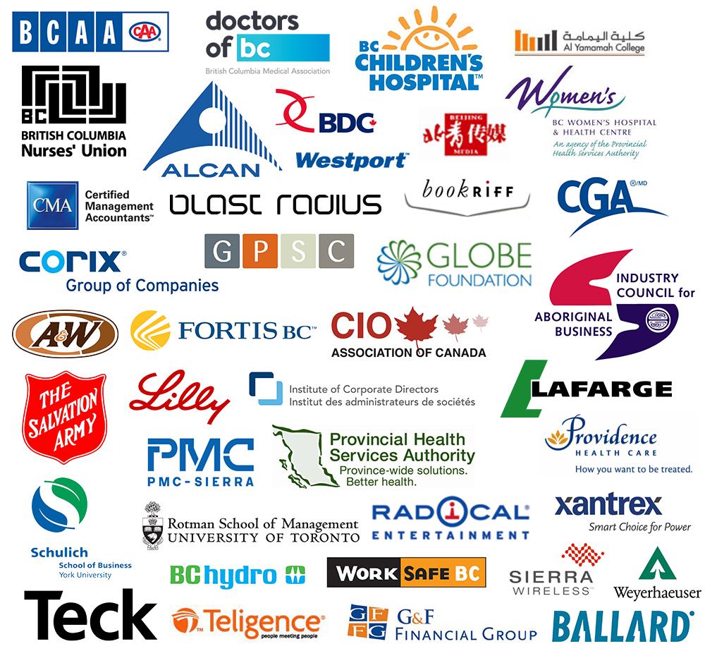 client logo collage