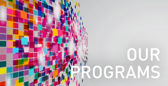 our program header